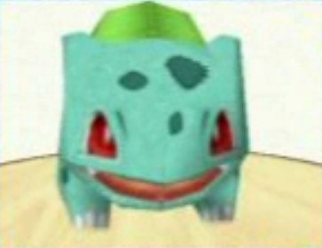 Bulbasaur Doll